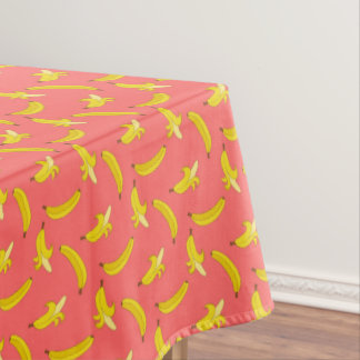 Melon  Bananas Tablecloth