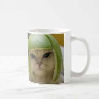 Melon cat magnetic cup