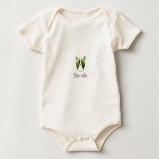 melon collie baby bodysuit