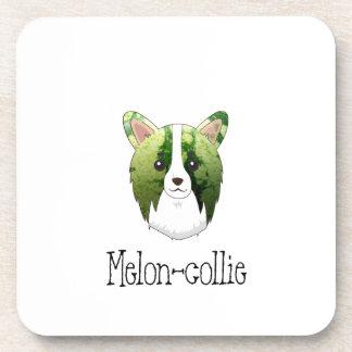 melon collie coaster