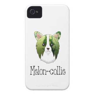 melon collie iPhone 4 Case-Mate case