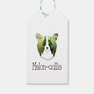 melon collie pack of gift tags