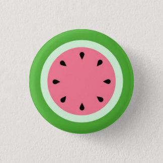 Melon d'eau / Watermelon 1 Inch Round Button