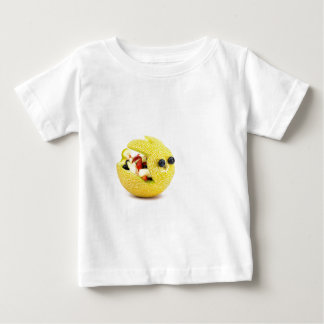 Melon Easter bunny filled with summer fruit Baby T-Shirt
