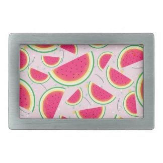 Melon Fiesta Pattern Belt Buckles