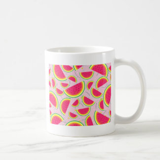 Melon Fiesta Pattern Coffee Mug