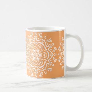 Melon Mandala Coffee Mug