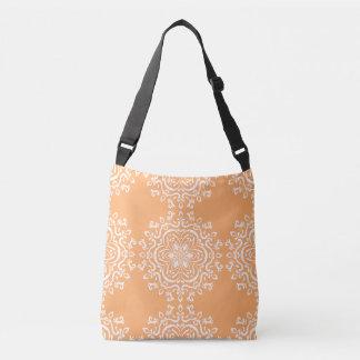Melon Mandala Crossbody Bag