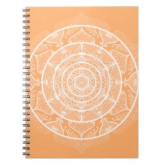 Melon Mandala Notebook