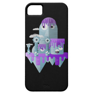 Melt Island Iphone Case