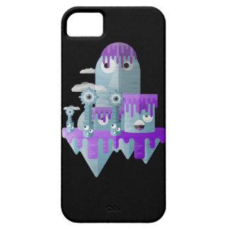Melt Island Iphone Case