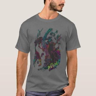 melt me bass T-shirt