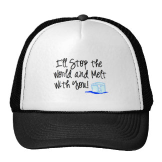 Melt with you! trucker hats