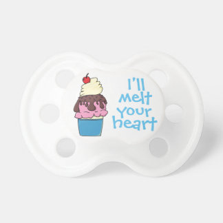 Melt Your Heart Pacifier