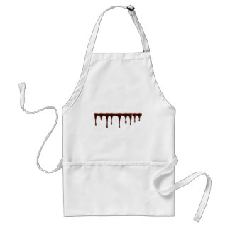 Melted chocolate standard apron