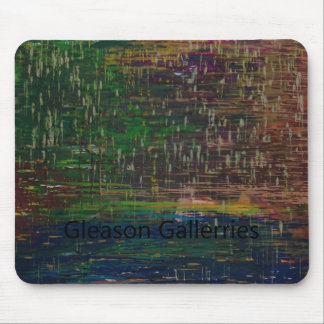 Melted Crayon  Designer Mose Padsu Mouse Pad