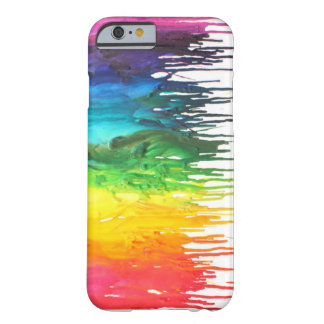Melted Crayon iPhone 6 case