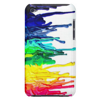 Melted Crayon IPod Case