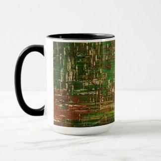 Melted Crayons Mug