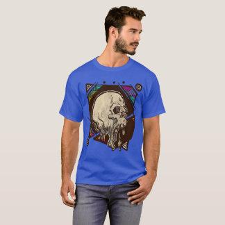 Melted skull T-Shirt