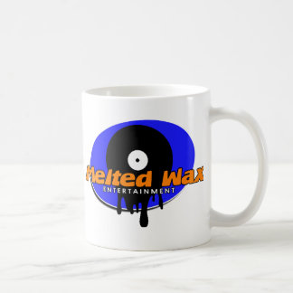 Melted Wax Logo Mug