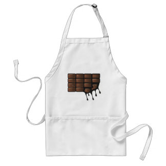 Melting Chocolate Standard Apron