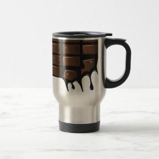 Melting Chocolate Travel Mug