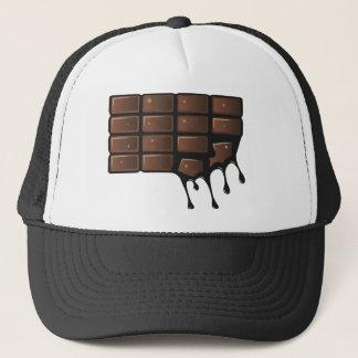 Melting Chocolate Trucker Hat