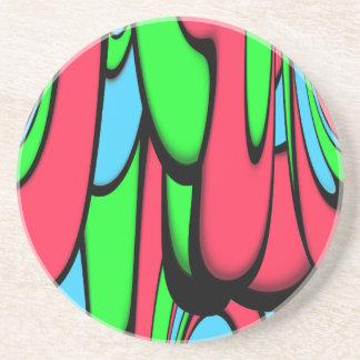 Melting Colors Coaster