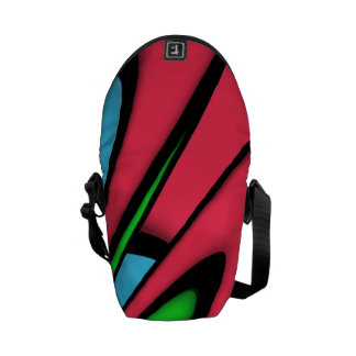 Melting Colors Commuter Bags