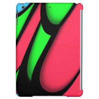 Melting Colors iPad Air Cover
