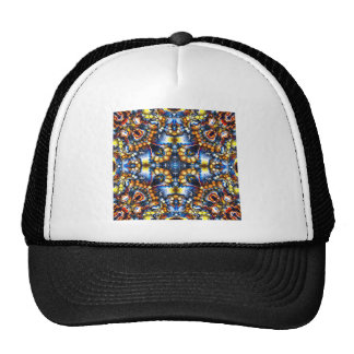 Melting Colors Trucker Hat