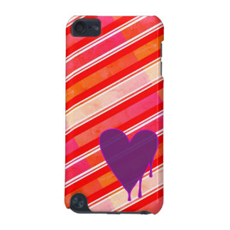 Melting Heart Purple iPod Touch 5G Cover