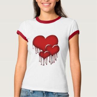 Melting hearts tshirt