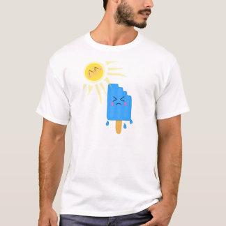 melting ice block T-Shirt