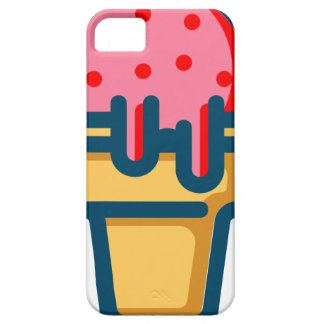 Melting Ice Cream iPhone 5 Cover