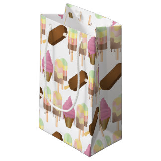 Melting Ice Cream Small Gift Bag
