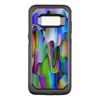 Melting Raibow Ice Cream OtterBox Commuter Samsung Galaxy S8 Case