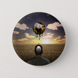 Melting time 2 inch round button