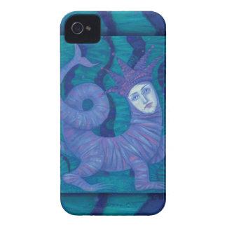 Melusine, Melusina, fantasy, surreal, water spirit iPhone 4 Cover