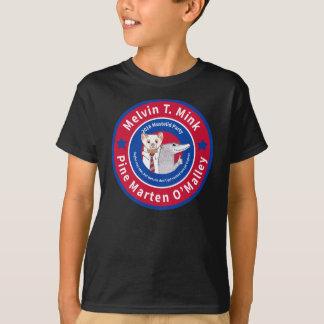 Melvin T. Mink kids t-shirt