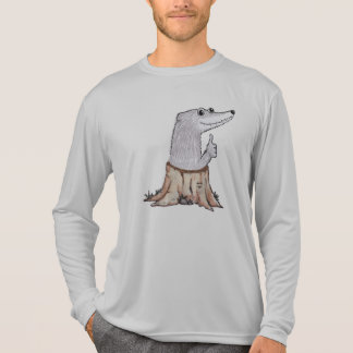 Melvin T. Mink long sleeved tech shirt