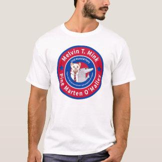 Melvin T. Mink men's light t-shirt