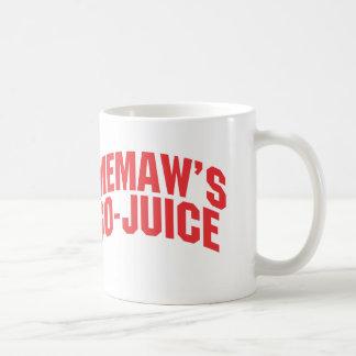 Memaw's Go Juice Coffee Mug