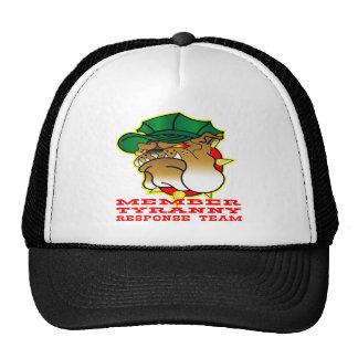 Member Bulldog Tyranny Response Team Mesh Hats