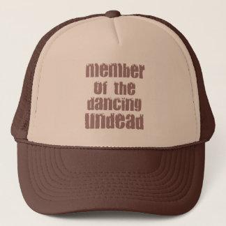 """Member of the Dancing Undead"" Hat"