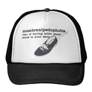 Membranipedophobia Hat