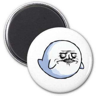 Meme 2 Inch Round Magnet