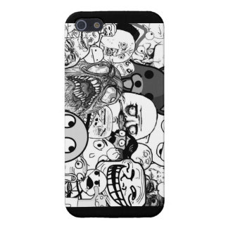 """Meme Madness"" - iPhone 5 Glossy Case iPhone 5/5S Covers"