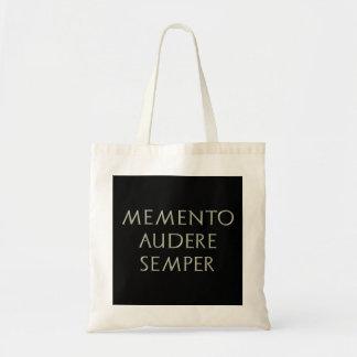 Memento Audere Semper Bag